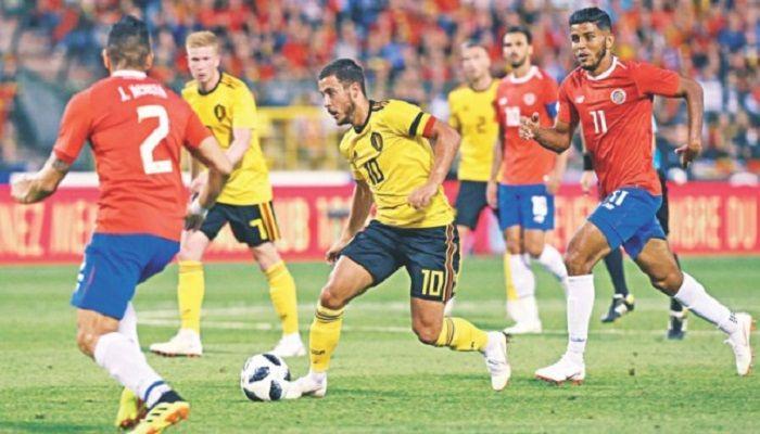 Belgium remain top, Bangladesh climb down FIFA rankings