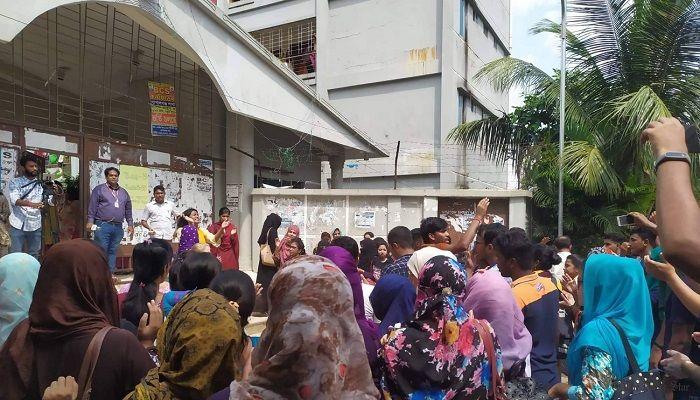 BSMRSTU asst proctor resigns protesting attacks on students