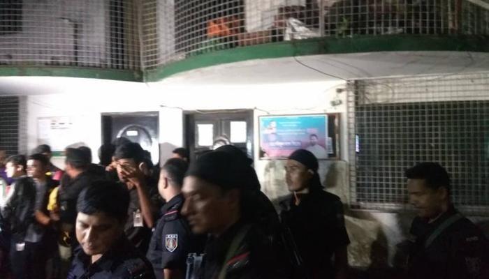 RAB raid Kalabagan club to bust casino