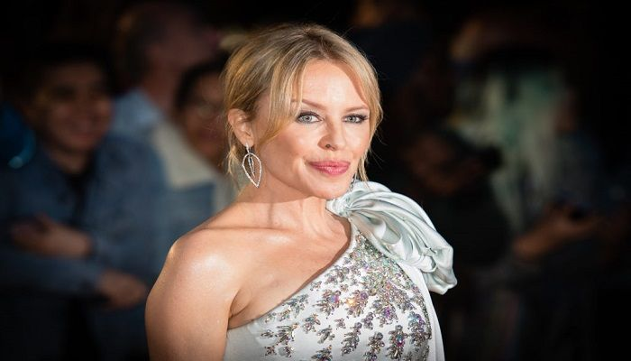 Kylie Minogue. Photo: Collected from Google