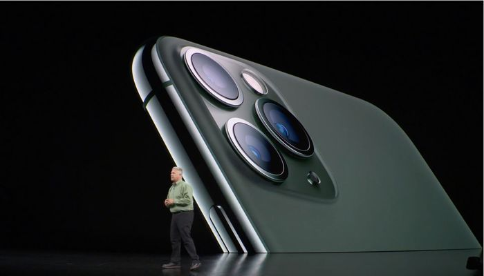 Apple debuts the triple-camera iPhone 11 Pro