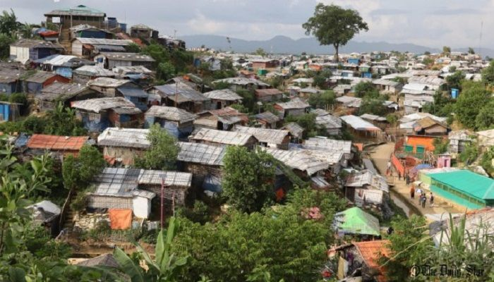 Impose arms embargo on Myanmar