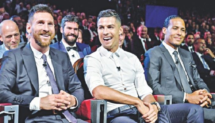 I deserve more Ballon d'Or awards than Messi, says Ronaldo