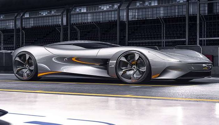New virtual Jaguar concept could preview future EVs