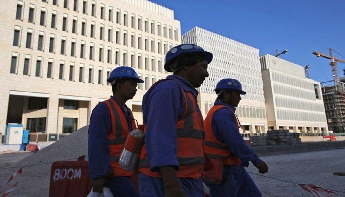 Qatar pledges to end 'kafala' employment laws