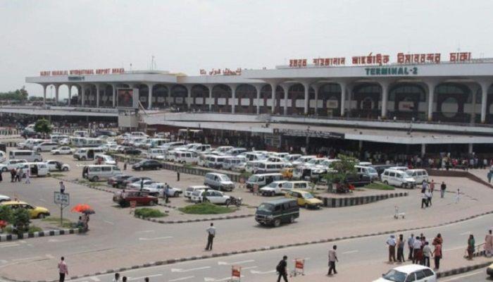 File Photo: Hazrat Shahjalal International Airport in Dhaka.