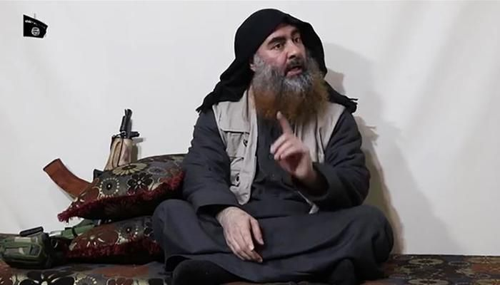 The head of the Islamic State of Iraq and the Levant, Abu Bakr al-Baghdadi, was killed in a US raid near on a compound in northwest Syria on October 26, 2019. Photo: AFP