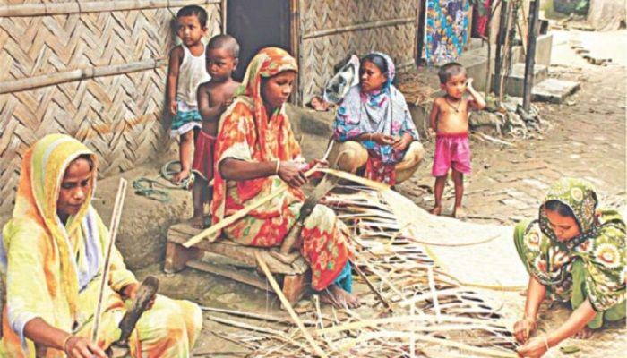 If the aim is to remove poverty in the long run, the government must focus on the structural dimensions of poverty and inequality. File photo: Courtesy