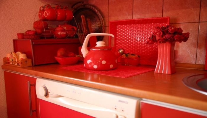 Kitchen is seen in Zorica Rebrenik's house in the village of Breze near Tuzla, Bosnia and Herzegovina October 16, 2019. Reuters