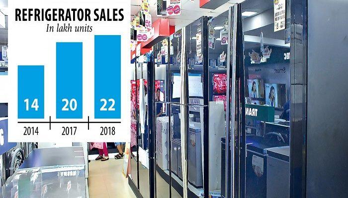 Made in Bangladesh refrigerators dominate market