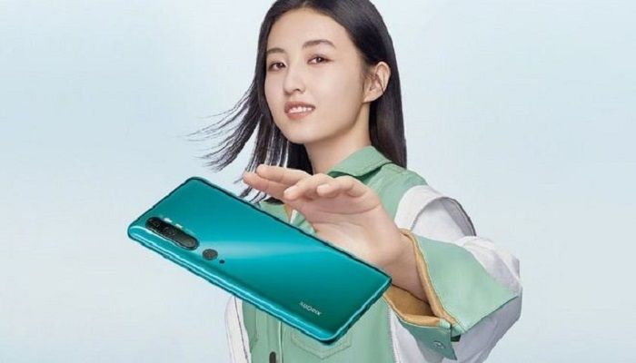 Xiaomi unveiled the new handset at an event in Beijing