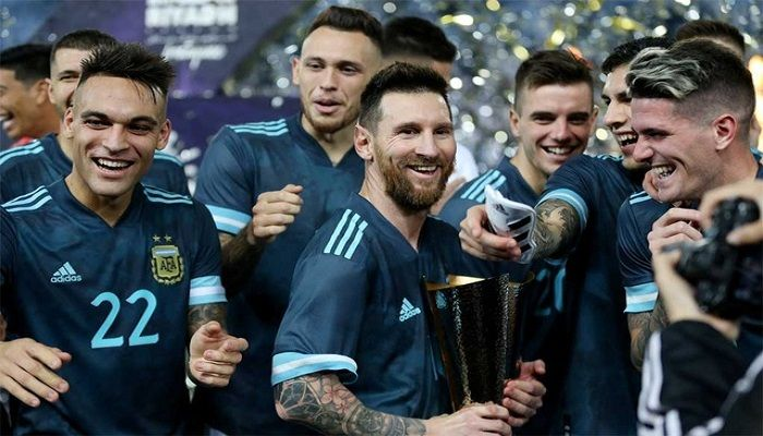 Messi goal gives Argentina 1-0 win over Brazil