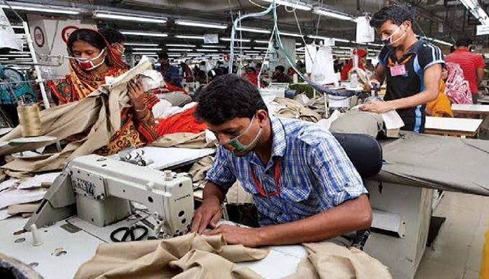 Govt plans to train 1.5 million RMG workers