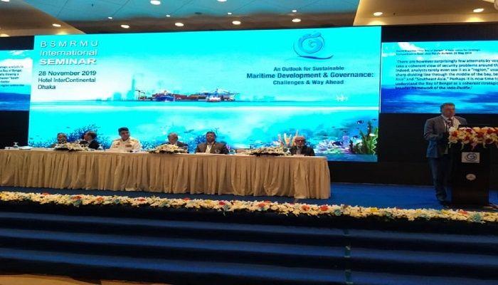 Pollution pose threat to maritime development