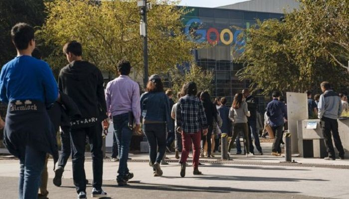 Google workers around the world staged walkouts in November over the firm's handling of misconduct claims