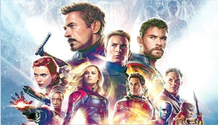'Avengers: Endgame' named best movie