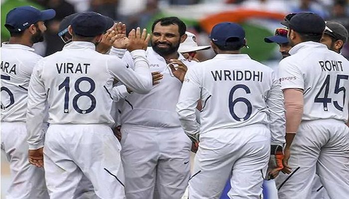 Indian Pacers Shine, Bangladesh 63/3 At Lunch