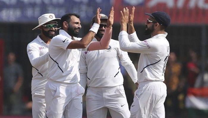 India dismantle Bangladesh for innings win