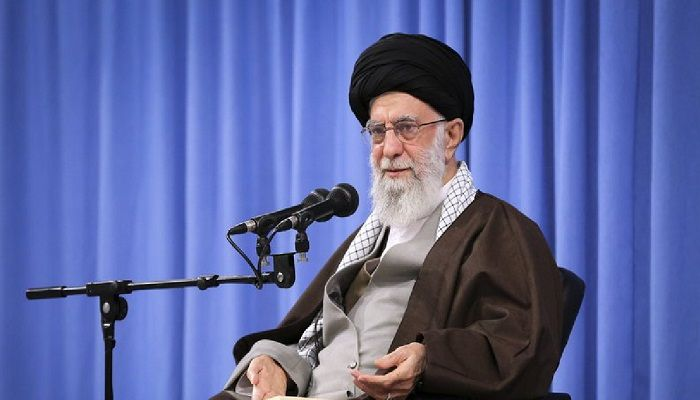 File Photo: Iran's Supreme Leader Ayatullah Al Khamenei