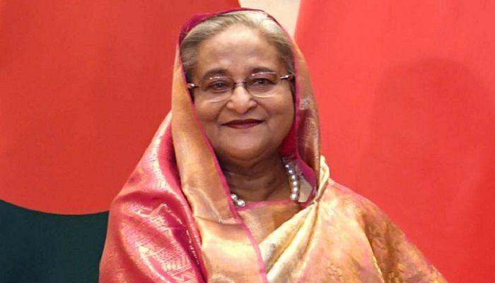 FIle Photo: Prime Minister Sheikh Hasina.