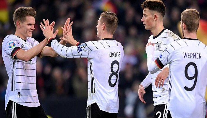 Germany book EURO 2020 berth