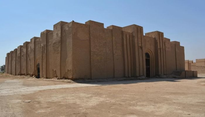 Babylon, Iraq: Located south of Baghdad, this site includes the ruins of the capital of the Neo-Babylonian Empire between 626 and 539 BC.
