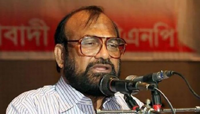 Sadeque Hossain Khoka passes away
