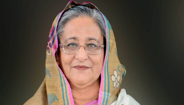 Prime Minister Sheikh Hasina.  Photo: Collected