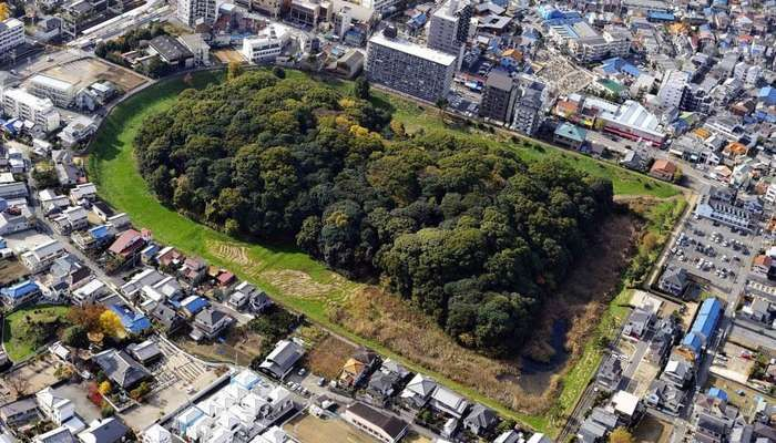 Mozu-Furuichi Kofun Group/Mounded Tombs of Ancient Japan: Located on a plateau above the Osaka Plain, this site is home to 49 decorated burial mounds meant for the elite. These are considered the best representatives of the Kofun period from the 3rd to the 6th century AD.