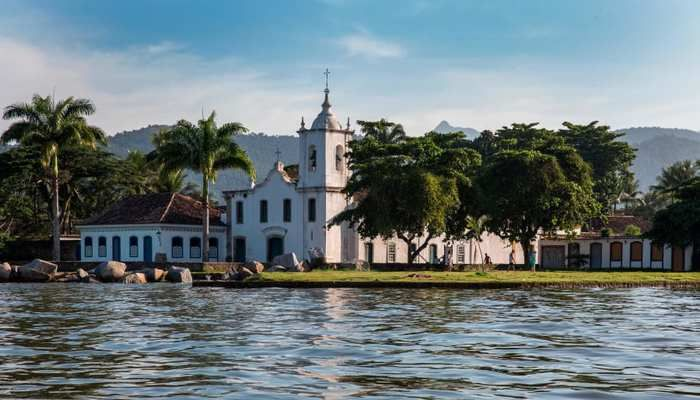 Paraty and Ilha Grande -- Culture and Biodiversity, Brazil: A mixed natural and cultural heritage site, this new designation includes the historic Paraty coastal town center and four protected parts of the Brazilian Atlantic Forest.