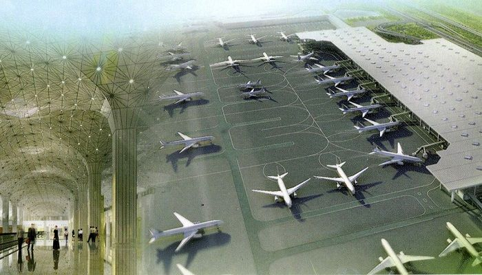 Samsung to Build New Terminal of Dhaka Airport