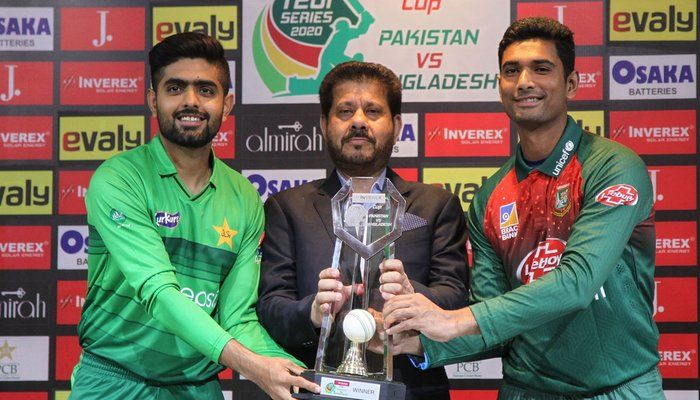 Pakistan Eye Whitewash to Retain No.1 T20 Spot