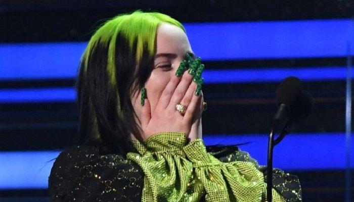 Billie Eilish, Big Winner at the Grammys