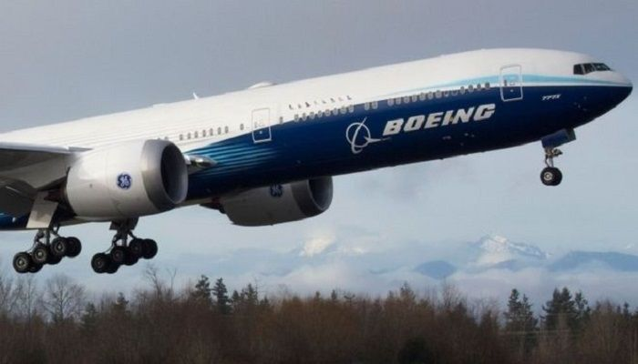 World's Largest Twin-Engined Jet Takes Flight