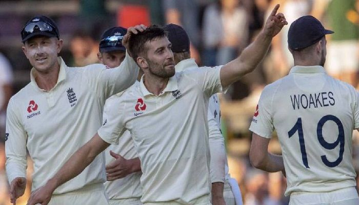 England On Course to Clinch Series against SAfrica