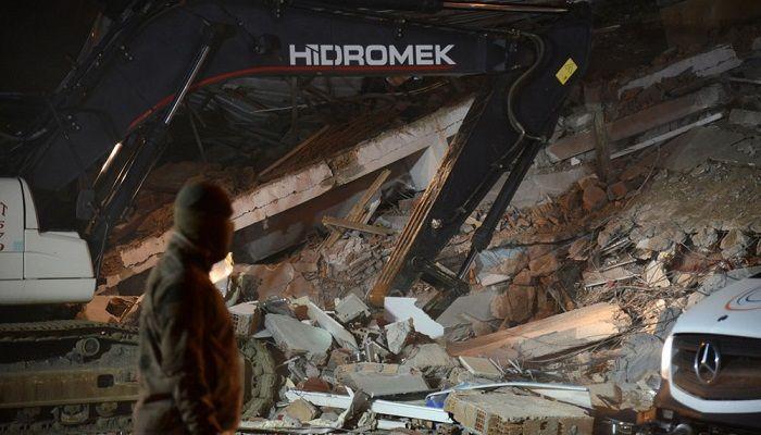 Turkey Quake Death Toll Keeps Rising