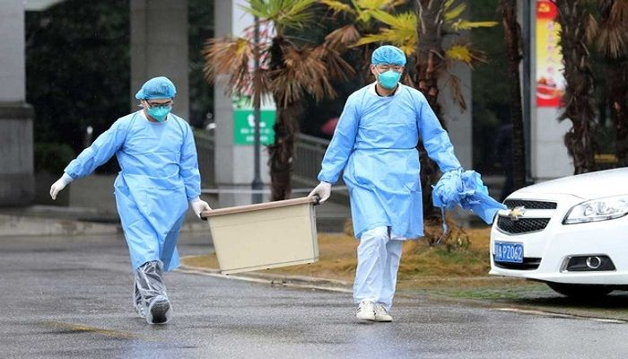 China Virus Outbreak Spooks Global Markets