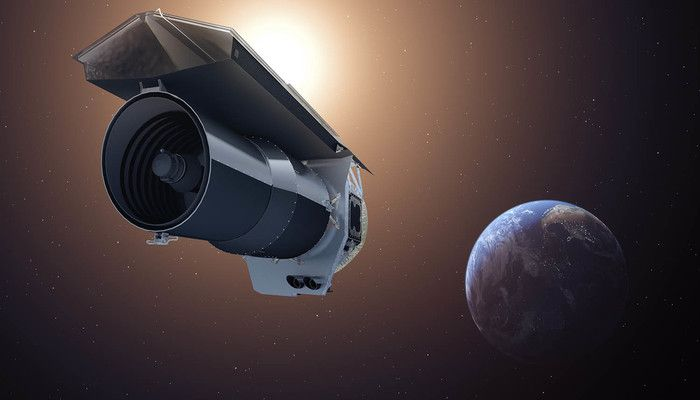 NASA's Spitzer Space Telescope to End Mission