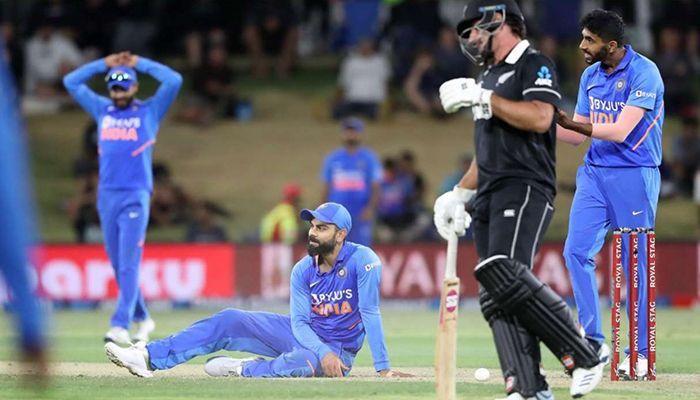 NZ Whitewash India in ODIs