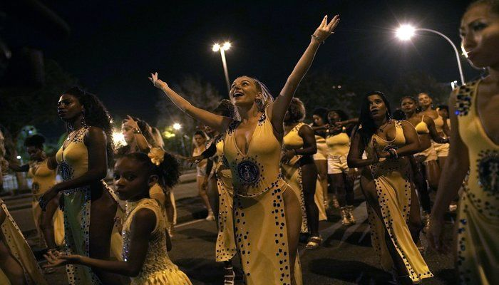 Samba Goes Global As Foreign Dancers Bring Rio Carnival Home