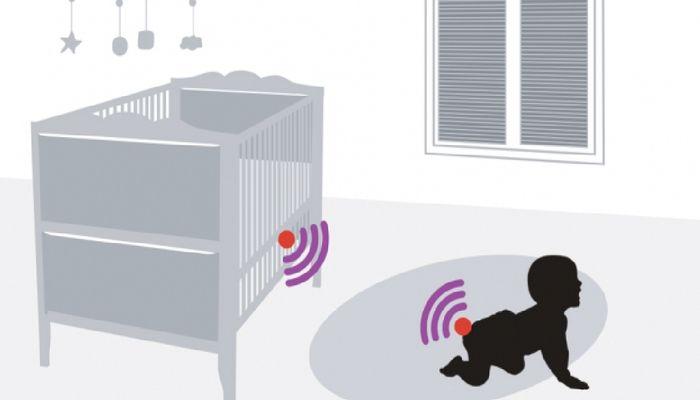 Researchers Designed Moisture Sensor Smart Diapers