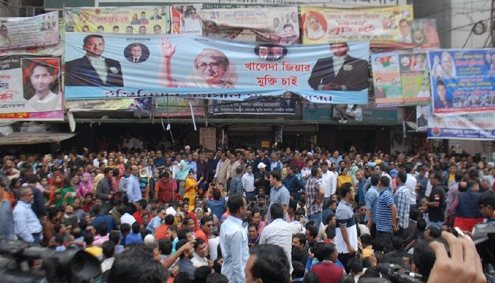 Repression Can't Stop Us: Fakhrul