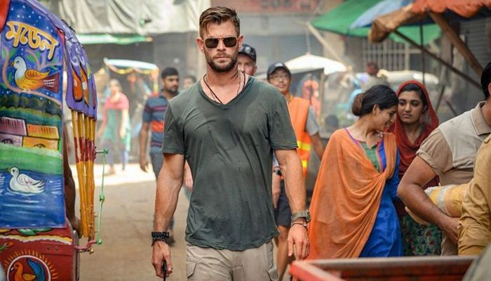 First Stills of 'Extraction' Movie Set in Dhaka Released