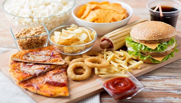 Eating Fast Food Can Make Children Fat