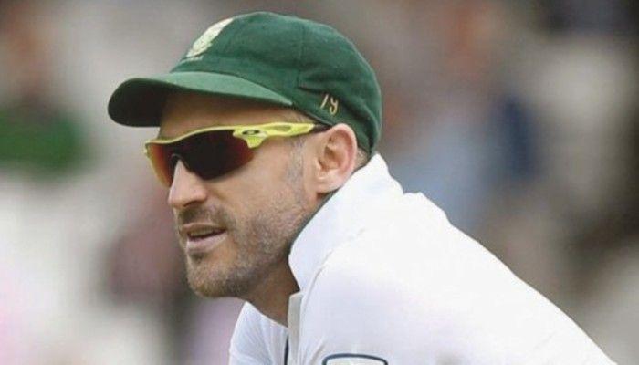 Faf du Plessis Quits as SA captain