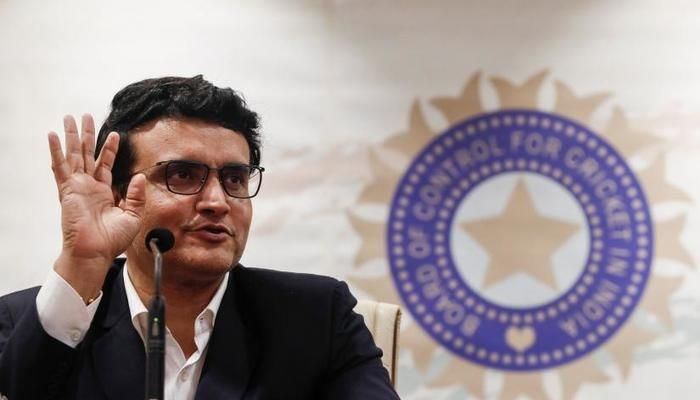 Ganguly: India to Play Day-Night Test in Australia