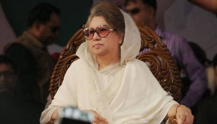 Yet to Received Khaleda's Parole Appeal: Home Minister