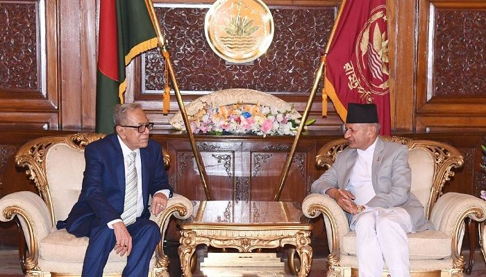 President Expects Nepal to Support Rohingya Repatriation