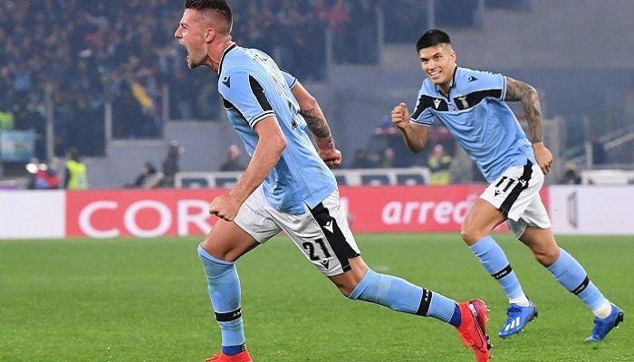 Lazio Topple Inter to Go Second behind Juventus