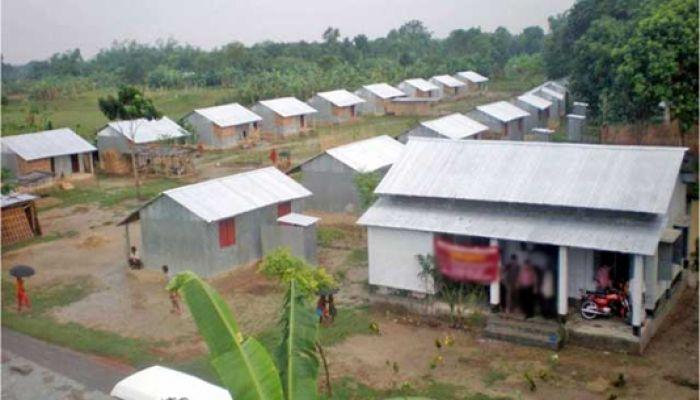 Ashrayan to Rehabilitate 57,000 Landless, Homeless Families